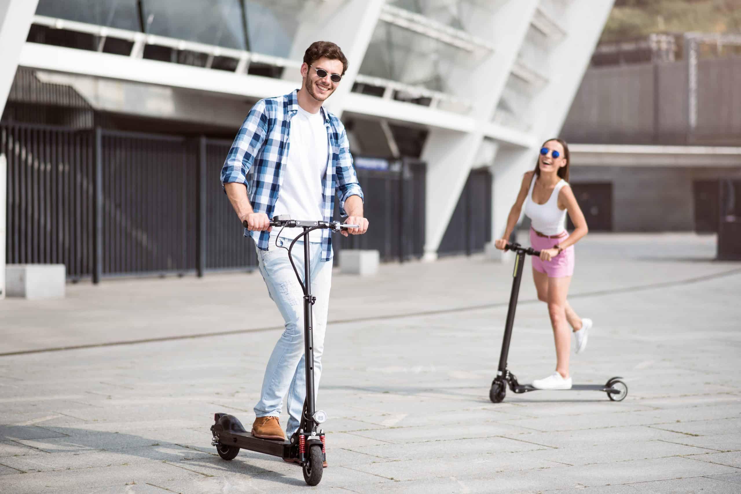 Mantenimiento del patinete eléctrico