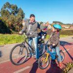 Beneficios de circular en bicicleta o patinete en la ciudad