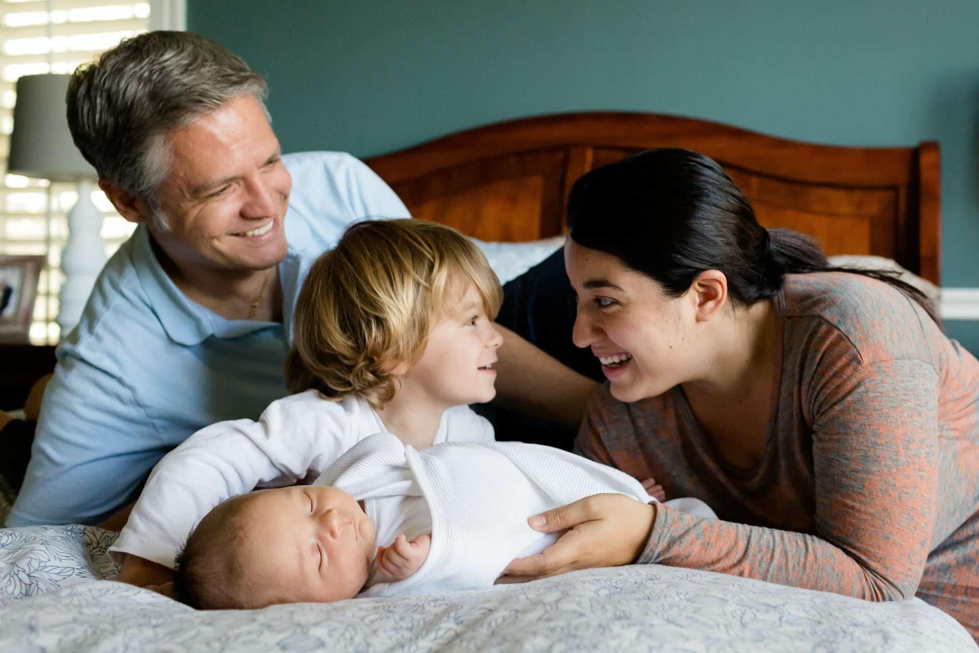 Seguros para familias