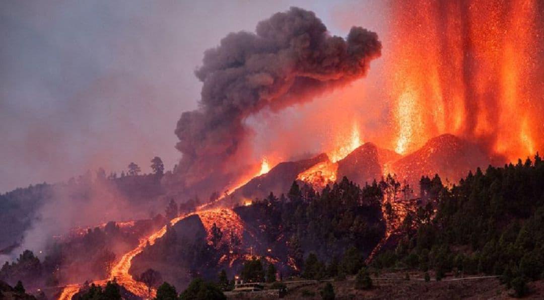 Como cubre el seguro las erupciones volcanicas